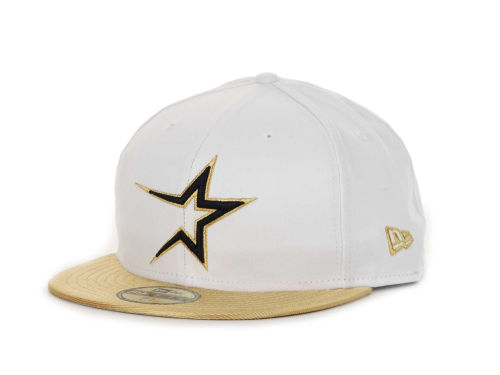 Houston Astros New Era MLB Cooperstown 59FIFTY Hats