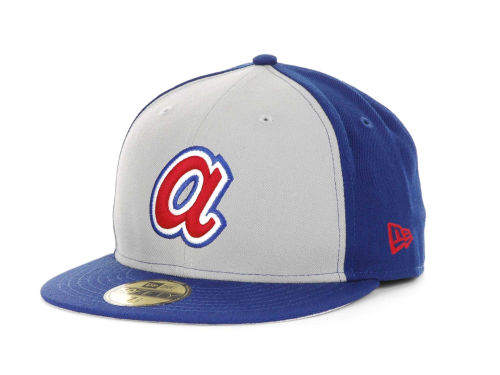 Atlanta Braves New Era MLB Cooperstown 59FIFTY Hats