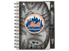 New York Mets 5x7 Spiral Notebook And Pen Set Home Office & School Supplies