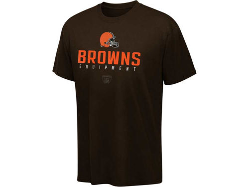 Cleveland Browns Outerstuff NFL Toddler Logo Football T-Shirt