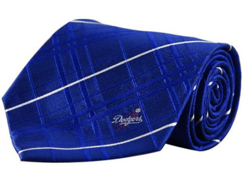 Los Angeles Dodgers Eagles Wings Oxford Woven Tie