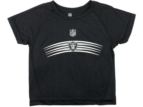 Oakland Raiders Outerstuff NFL Kids Bold Arches T-Shirt