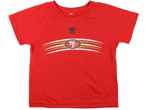 San Francisco 49ers Outerstuff NFL Kids Bold Arches T-Shirt