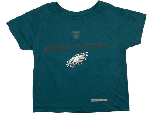 Philadelphia Eagles Outerstuff NFL Kids Dri-Tek EQT T-Shirt