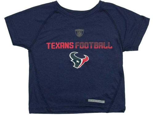 Houston Texans Outerstuff NFL Kids Dri-Tek EQT T-Shirt