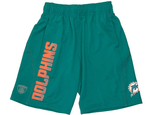 Miami Dolphins Outerstuff NFL Youth Performance Short