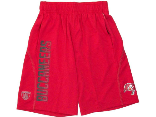 Tampa Bay Buccaneers Outerstuff NFL Youth Performance Short
