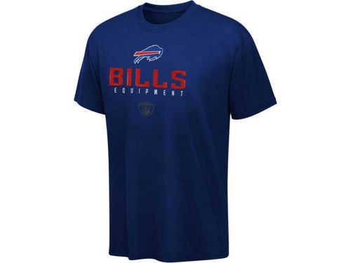 Buffalo Bills Outerstuff NFL Youth Logo Football T-Shirt