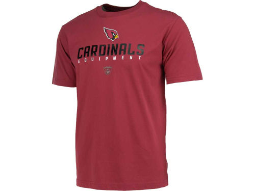 Arizona Cardinals Outerstuff NFL Youth Logo Football T-Shirt