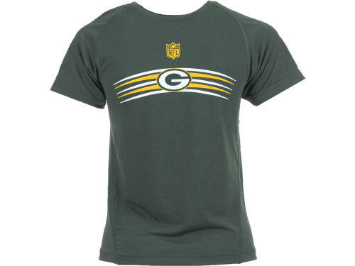 Green Bay Packers Outerstuff NFL Youth Bold Arches T-Shirt