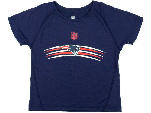 New England Patriots Outerstuff NFL Youth Bold Arches T-Shirt