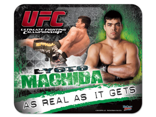 UFC Lyoto Machida Mouse Pad WIN