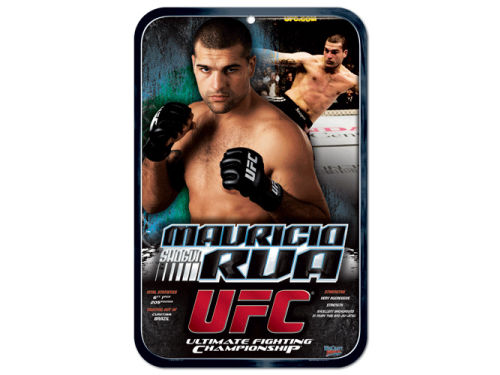 UFC Mauricio Rua Clubhouse Sign