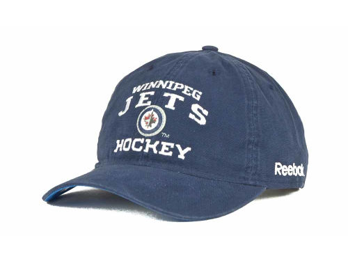 Winnipeg Jets Reebok NHL Center Ice Adjustable Cap 2012 Hats