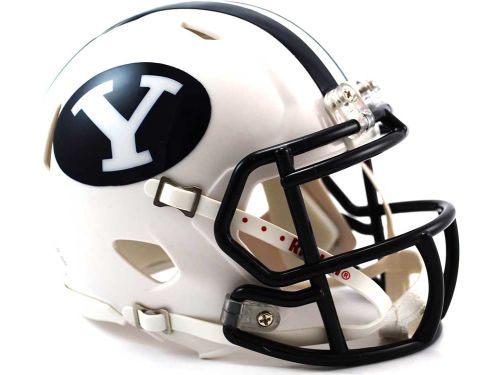 Brigham Young Cougars Riddell Speed Mini Helmet