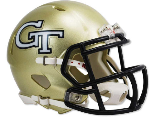 Georgia-Tech Riddell Speed Mini Helmet
