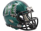 Hawaii Warriors Riddell Speed Mini Helmet Collectibles