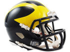 Michigan Wolverines Riddell Speed Mini Helmet Collectibles
