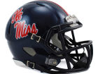 Mississippi Rebels Riddell Speed Mini Helmet Helmets