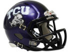 Texas Christian Horned Frogs Riddell Speed Mini Helmet Collectibles