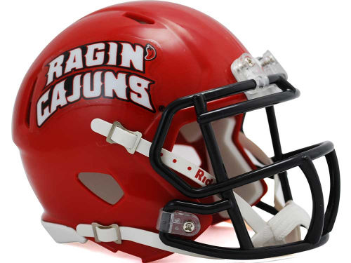 Louisiana Ragin' Cajuns Riddell Speed Mini Helmet