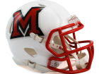 Miami (Ohio) Redhawks Riddell Speed Mini Helmet Collectibles