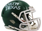 North Texas Mean Green Riddell Speed Mini Helmet Helmets