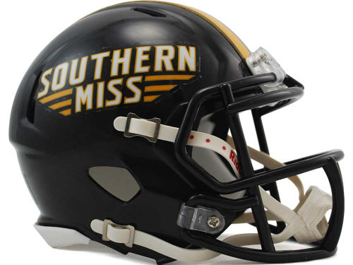 Southern Mississippi Golden Eagles Riddell Speed Mini Helmet