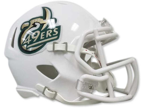 Charlotte 49ers Riddell Speed Mini Helmet