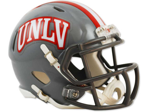 UNLV Runnin Rebels Riddell Speed Mini Helmet