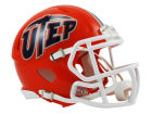 UTEP Miners Riddell Speed Mini Helmet Collectibles