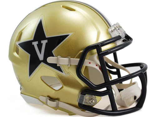 Vanderbilt Commodores Riddell Speed Mini Helmet