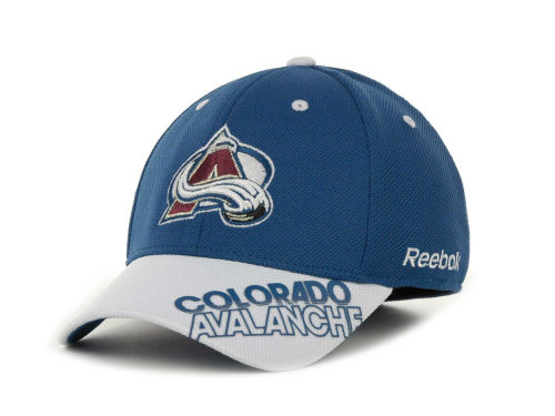 Colorado Avalanche Reebok 2012 NHL Practice Cap Hats