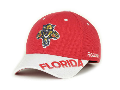 Florida Panthers Reebok 2012 NHL Practice Cap Hats