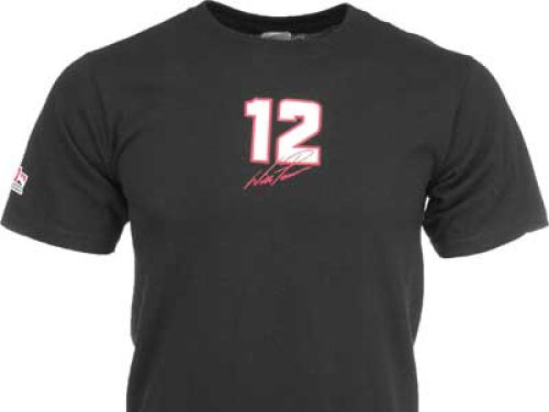 Will Power Racing Mens Player Name and Number Driver T-Shirt