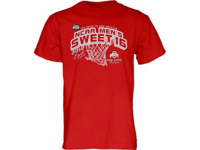 Blue 84 NCAA 2012 Mens Sweet 16 T-Shirt