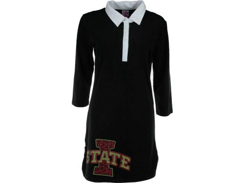 Iowa State Cyclones NCAA Womens Prepster Polo Dress