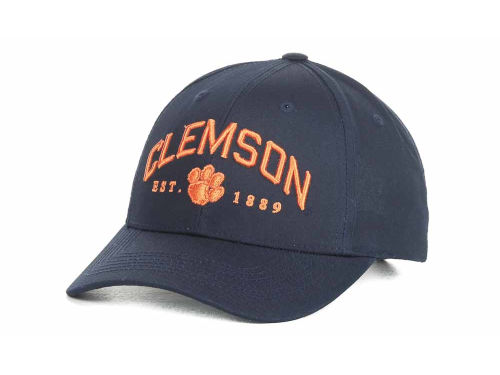 Clemson Tigers Top of the World NCAA Capacity Twill Cap Hats