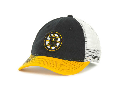 Boston Bruins Reebok NHL 2012 Official Team Slouch Cap Hats