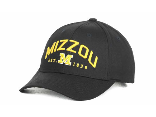 Missouri Tigers Top of the World NCAA Capacity Twill Cap Hats