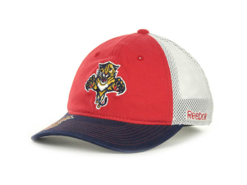 Florida Panthers Reebok NHL 2012 Official Team Slouch Cap Hats