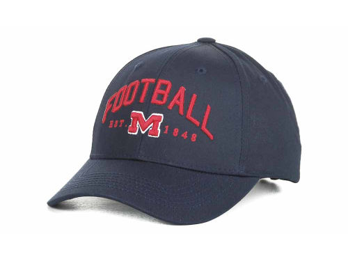 Mississippi Rebels Top of the World NCAA Capacity Twill Cap Hats