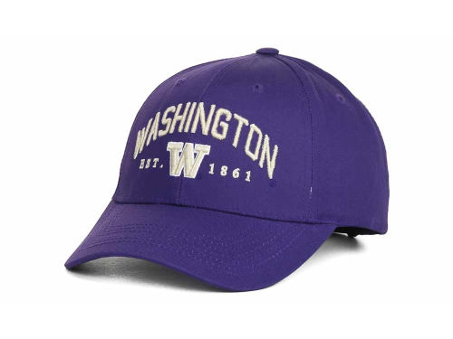 Washington Huskies Top of the World NCAA Capacity Twill Cap Hats