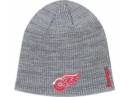 Detroit Red Wings Reebok NHL Draft Knit Hats