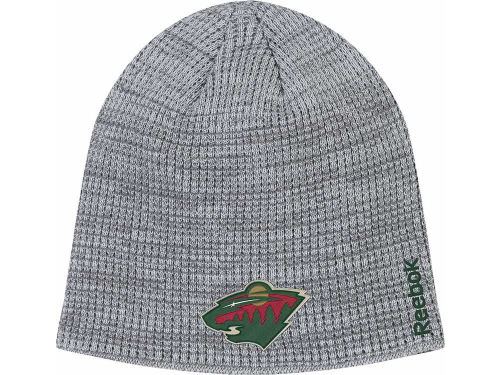 Minnesota Wild Reebok NHL Draft Knit Hats