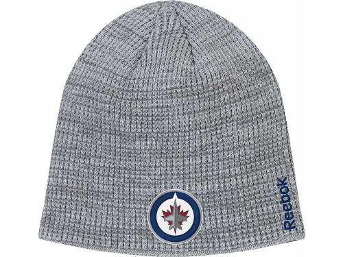 Winnipeg Jets Reebok NHL Draft Knit Hats