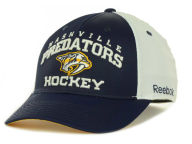 Reebok NHL Locker Room Flex Cap Stretch Fitted Hats