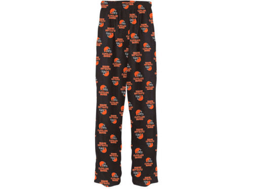 Cleveland Browns Outerstuff NFL Youth All Over Logo Printed Pant