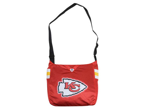Kansas City Chiefs Little Earth MVP Jersey Tote