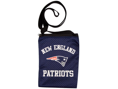 New England Patriots Little Earth Gameday Pouch